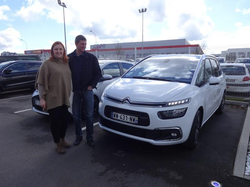 Avis e-motors CITROEN GRAND C4 PICASSO