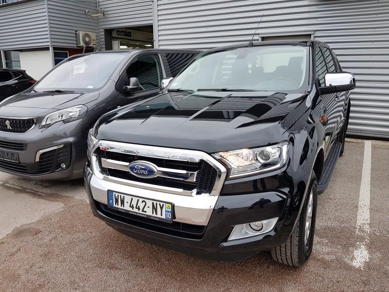 Avis e-motors FORD RANGER DOUBLE CABINE